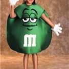 NEW M&M Green Halloween Costume Children Kids Toddler