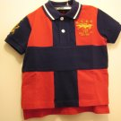 NEW POLO RALPH LAUREN Boys Shirt Top 3 3T NWT Cotton