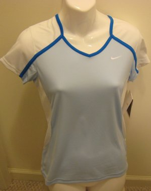 NEW NIKE Dry Fit Womens Active Shirt Top XS 0 2 NWT