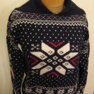NEW RALPH LAUREN Womens Sweater L Large Merino Wool Rabbit Hair NWT $398