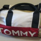 NEW TOMMY HILFIGER Mini Duffle Gym Travel Bag Tote NWT Small