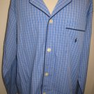 NEW POLO RALPH LAUREN Mens  Sleep Shirt NWT M Cottom