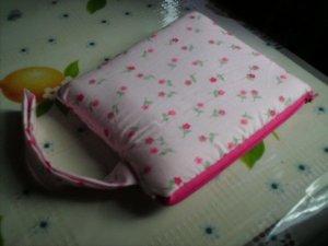 Pink Tiny Winy Flower Wrislet