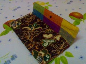 Batik Clutch