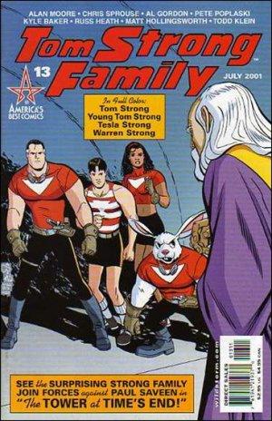 Tom Strong Family #13