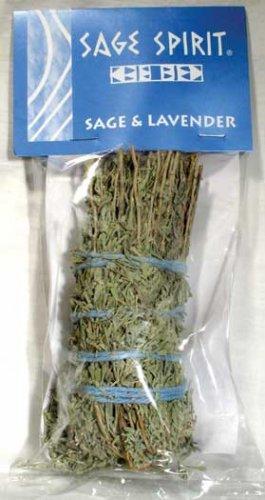 Sage and Lavender Smudge Stick