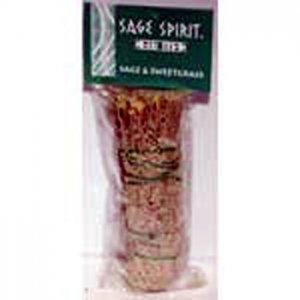 Sage and Sweetgrass Smudge Stick