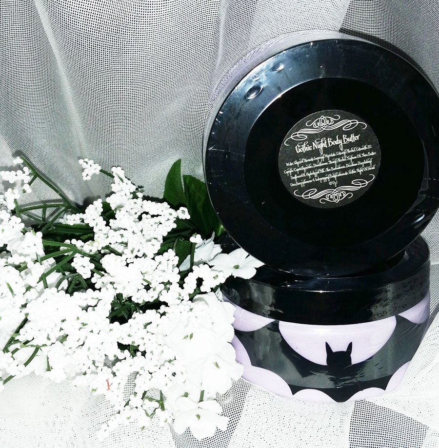 Gothic Night Body Butter