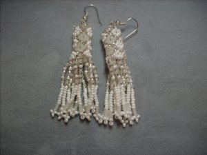 Beaded Drop Earrings ER-4