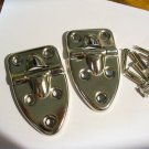 Fender USA Nickel Case Hinges (fo TKL guitar caseor other project!)