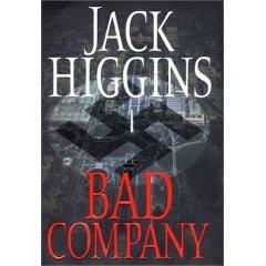 Bad Company by Jack Higgins