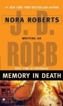 Memory In Death by Nora Roberts