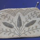 Vintage Beaded Evening Bag  made in Czechoslovakia