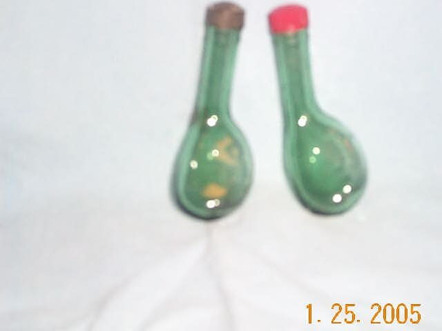 Golf Club Salt & Pepper Shakers