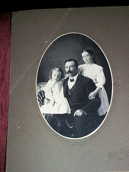 Old Cabniet Photo