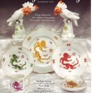 2006 Scully & Scully Meissen Porcalain Advertisement