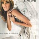 2007 AIGNER My Favorite Piece Handbag Purse