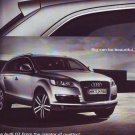 2001 Audi Q7 Automobile Car Advertisement