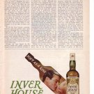 1960s Inver House Rare Scotch Whisky Whiskey Imported