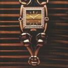 2007 Ladies Signora Watch Collection Avertisement
