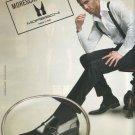 2007 MORESCHI D'ATORE mens italian designed shoe AD