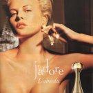 2007 DIOR j'adore l'absolu womens perfume parfum Ad