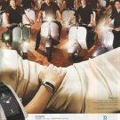 2007 BERTOLUCCI Voglia Stainless Steel Watch Chinese AD