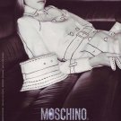 2001 Moschino Milano Ladies Fashion Ad