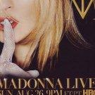 2001 Madonna Live HBO Ad