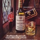 1976 ICEAC Windsor Supreme Canadian Whiskey Ad
