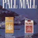 1976 ICEAC Pall Mall Famous Cigarettes Advertisement