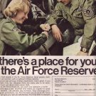 1974 US Air Force Military Recruitment Advertisement