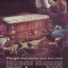 1974 Lane Furniture Love Chests Advertisement