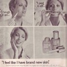 1974 Helena Rubinstein Mask Advertisement