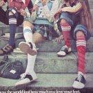 1974 Hanes Cheerleader Knee-High Socks Advertisement
