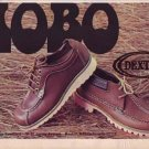 1974 Dexter Hobo Shoe Advertisement Men Women
