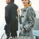 2007 Nautica Mens Womens Wear Clothing Advertisement