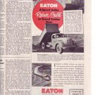 1950 Eaton 2-speed Truck Railroad Axles Advertisement