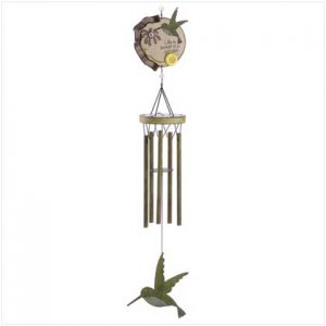 Country Hummingbird Chime