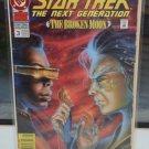 EUC Star Trek The Next Generation DC Comic Book 1992 Annual 3 92 The Broken Moon