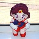 Sailor Moon Sailor Mars toy figure doll stuffed tafu tafu plush plushie Japan