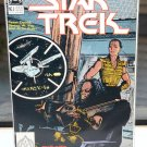EUC Star Trek Target Enterprise! DC Comic Book 3 Dec 1989 vintage collectible