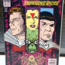 EUC Star Trek DC Comic Book 29 Mar 1992 Endangered Species vintage collectible