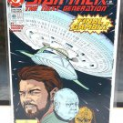 EUC Star Trek The Next Generation DC Comic Book 43 Feb 93 Final Gambit! 1993