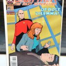 EUC Star Trek The Next Generation DC Comic Book 63 Sept 94 Deadly Dilemma! 1994