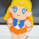 Sailor Moon Sailor Venus toy figure doll stuffed plush plushie Japan Banpresto