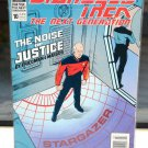 EUC Star Trek The Next Generation DC Comic Book 10 Jul 90 The Noise of Justice