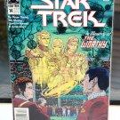 EUC Star Trek DC Comic Book 14 Dec 1990 ... In Memory of the Worthy vintage