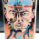 Star Trek The Next Generation DC Comic Book 53 EARLY Nov 93 Worf Deanna Deadline
