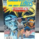 Star Trek The Next Generation DC Comic Book 15 Jan 91 Prisoners of the Ferengi!